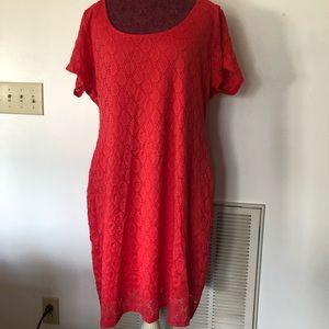 Isaac mizrahi xxl dress